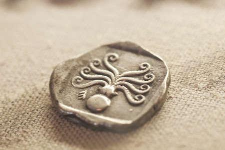 greek currency: Ancient Greek currency