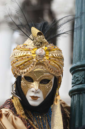 Carnival mask of Venice Stock Photo - 18871078