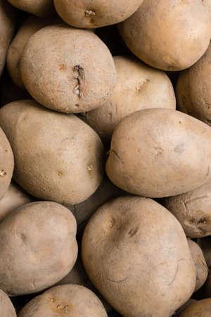 tuberosum: Potatos on display, Solanum tuberosum
