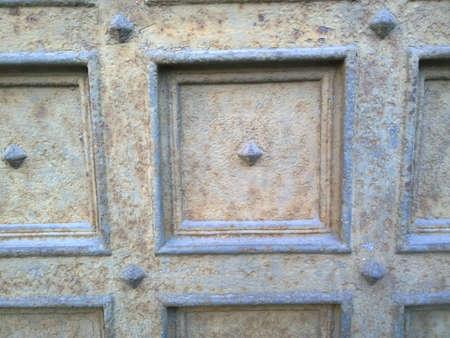 friso: procesamiento puerta friso latelare de la iglesia del Carmen de Santa María en Milán Brera