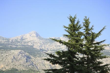 mountains, Croatia