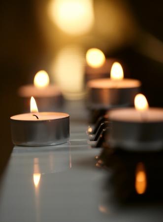 촛불과 피아노 포르테