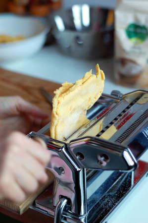 pasta machine photo