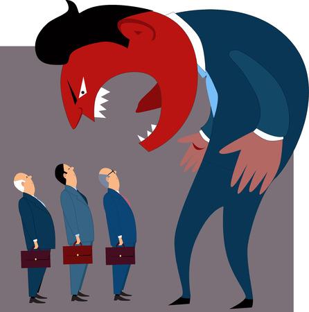 patron: Problemas de manejo de la ira