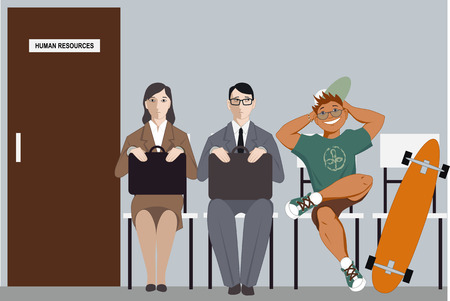 job interview: Stand out among other applicants