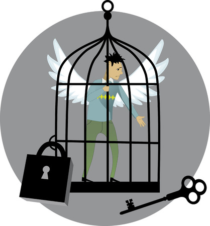 icarus: Locked in a cage