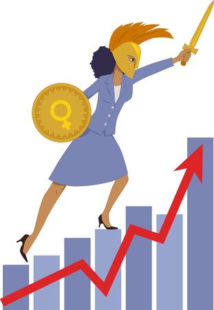comandante: Leader femminile nel mondo degli affari