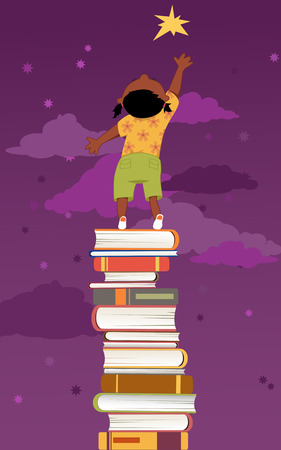 kids reading: Importance of reading for children development