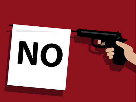 disapproval: How to say no