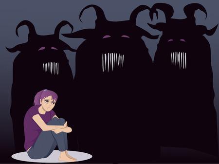 psicologia infantil: Monstruos de tu alma