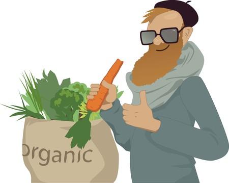 shop local: Shop local, eat organic