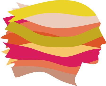 diversidad: Feminismo Vectores