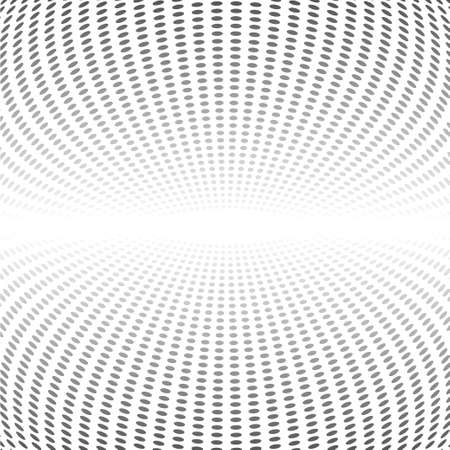 dotted background: Abstract Dotted Background. Illustration