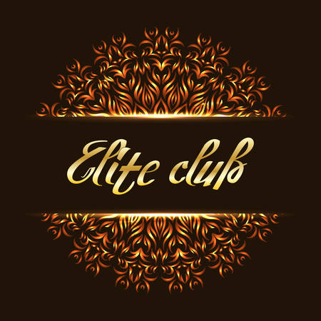 elite: Elite club mandala.