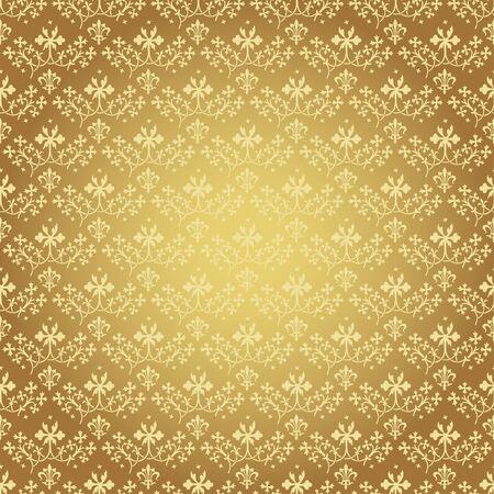 christmas deco: Elegant seamless pattern for Your design