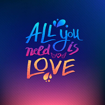 formado: All You Need Is design inspirado Amor cart