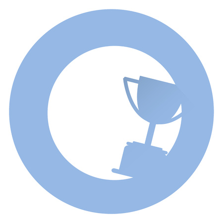 Stylish rummer icon