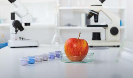 modificar: Laboratorio de Qu�mica de la supply.Food Alimentos en el laboratorio, dna modificar