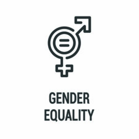 gender equality black icon women s rights corporate social royalty free cliparts vectors and stock illustration image 139456945 gender equality black icon women s rights corporate social