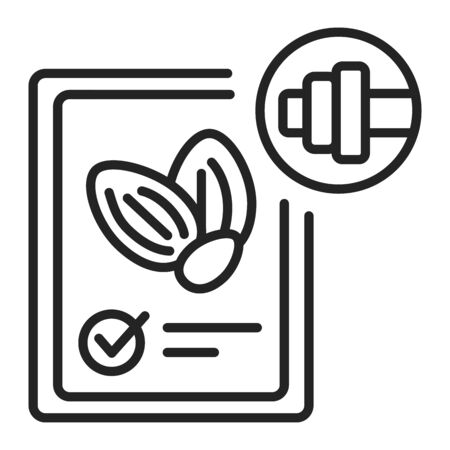 Targeted black line icon. Something that is interesting among certain group of people. Pictogram for web page, mobile app, promo. UI UX GUI design element. Editable stroke