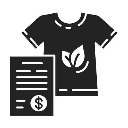 Custom clothing black line icon. Cloth made according to specifications provided or selected by the buyer. Pictogram for web page, mobile app, promo. UI UX GUI design element. Editable stroke