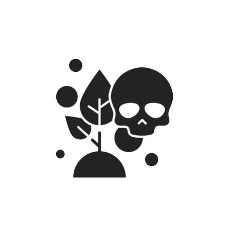 Pest control color line icon. Pictogram for web page, mobile app, promo. UI UX GUI design element. Editable stroke.