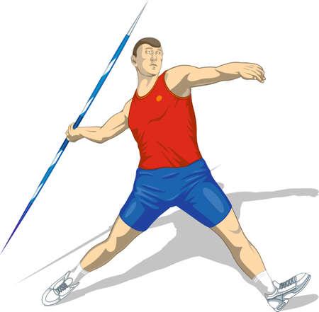 sportsman: spear sportsman
