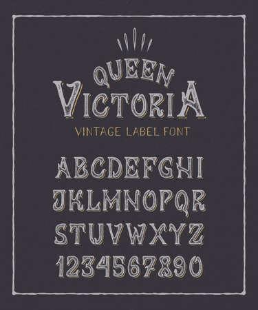 La California Es Un Estado De La Mente Diseño Retro De La Tipografía