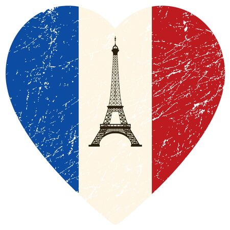 france heart
