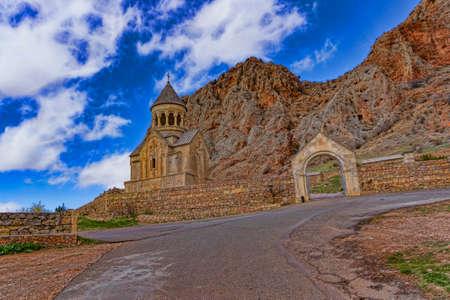 Norovank monastery in Armenia Stok Fotoğraf