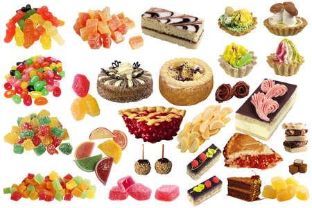 deliciously: Sweetnesses Stock Photo