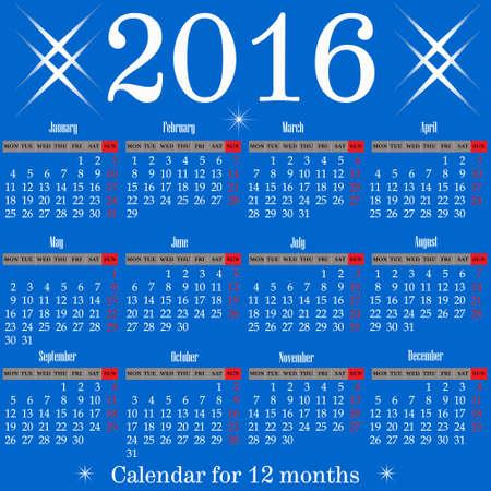 calendar Stock Vector - 19737595