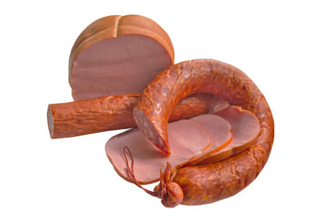 Sausage, Meat, Salame, Slice, Beef, Food, Pork, Food,Chorizo,Assortment  photo