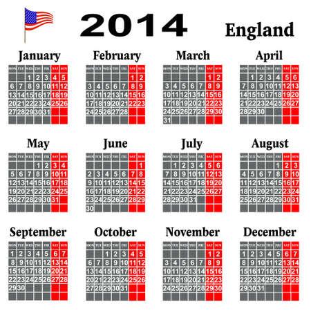 Calendar Stock Vector - 21132172