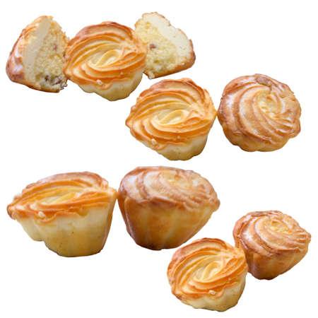 cookery: Dessert, Eat, Baked, Cake, Cookery, Cookery, Restaurant, Rich thin captain, Cake, White.