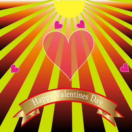 Valentina, Deco, Stars, the Classic, the Lightning, the Darling, the Romance, Red, Love, Heart. Vector