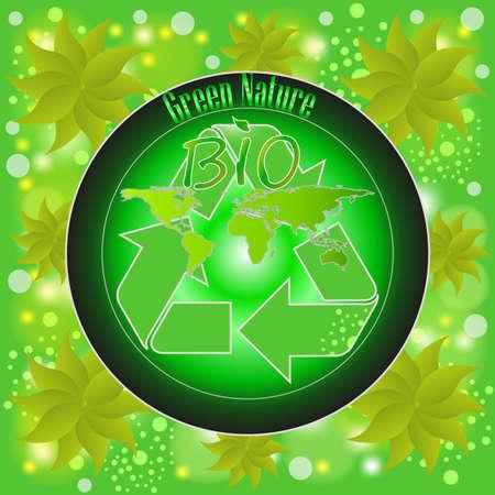 environmentally: Environmentally illustration