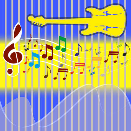 adjusted: Music, Note, Notes, Sign, Key, Background, Background mode, Melody which is Adjusted Control, Song, Appearance.