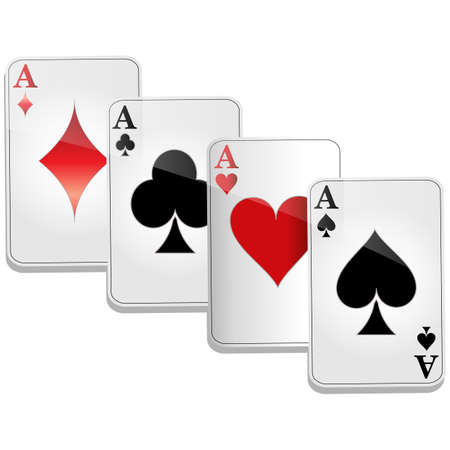 good luck symbol: Poker, Casino, Cards, Background, Gambling, the Symbol, Playing, Good luck, Sign, Success.