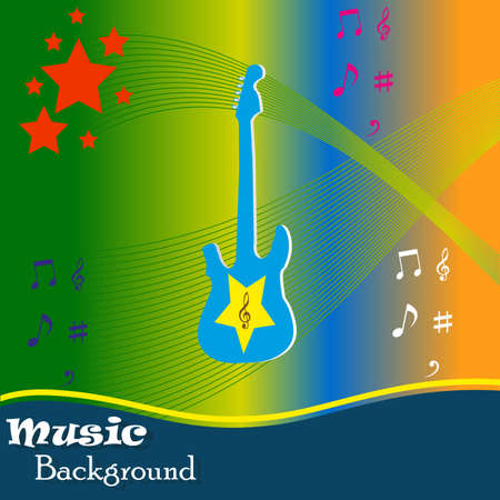 Music, Note, Notes, Sign, Key, Background, Background mode, Melody which is Adjusted Control, Song, Appearance.