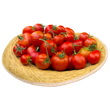 sweet segments: Tomatoes, hat, diet, dieting, food, freshness, fruit, glossy, group, half.