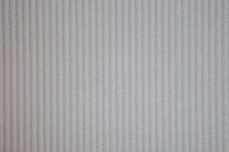 Corrugated aluminum surface, close-up of polished metal plate. Background, texture.