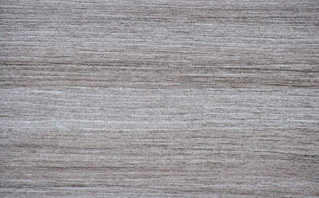 Close-up of ash-gray color of natural old wood with a striped pattern. Background, pattern, texture. Standard-Bild
