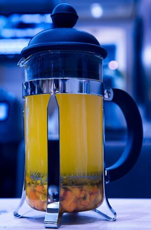 buckthorn: buckthorn tea