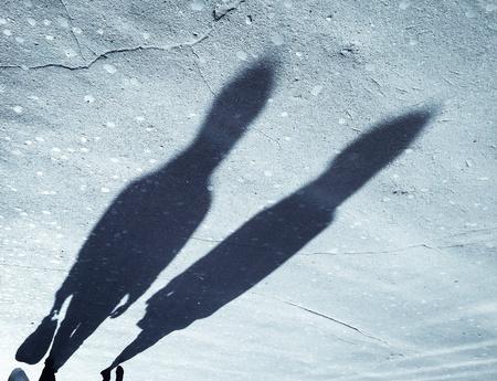 Shadows people
