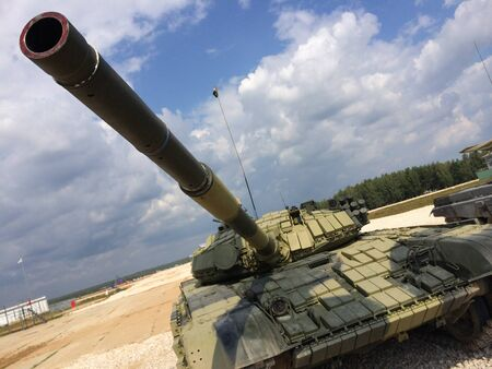 Tanks biathlon