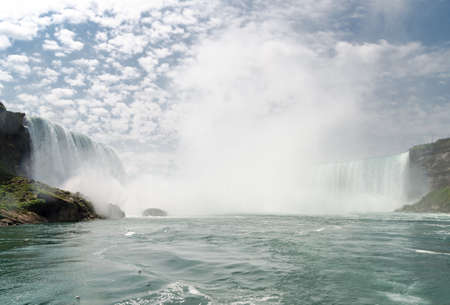 The Horseshoe Falls photo