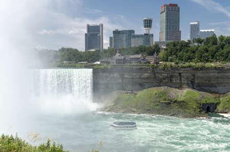 horseshoe falls: The Horseshoe Falls