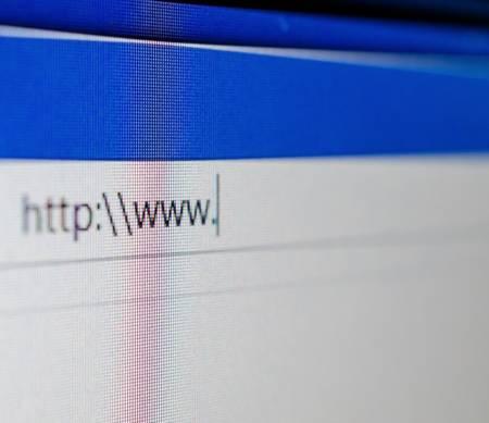address bar: browser address bar