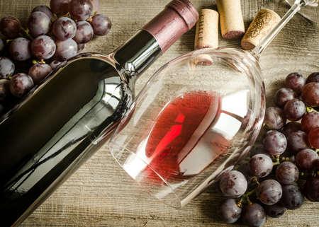 wine red: red wine